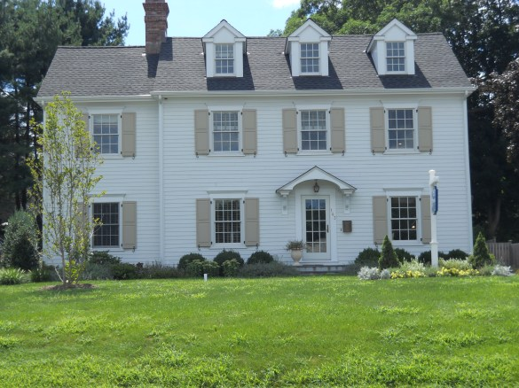 Katonah New York in August | Katonah NY Real Estate